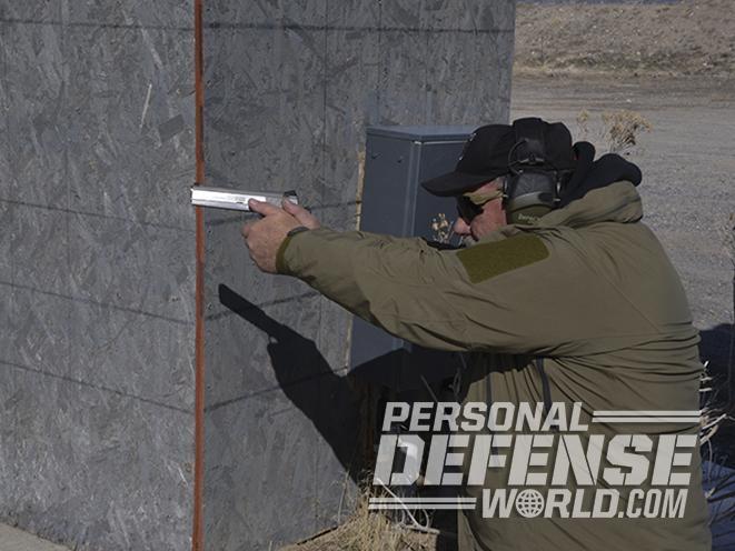 Coonan Classic 1911 gun test