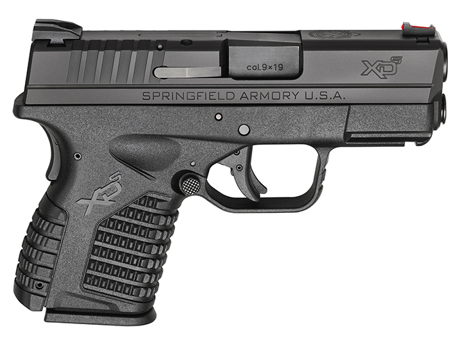 "Springfield XD-S 3.3"" concealed carry handguns"