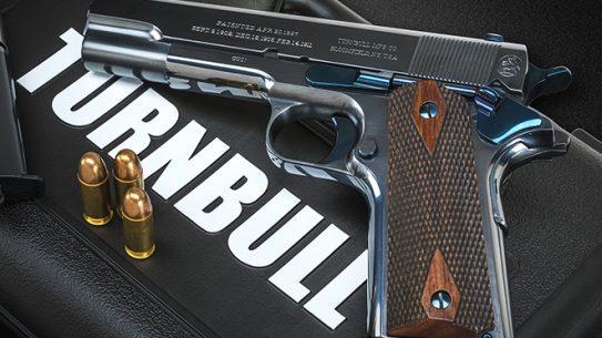 Turnbull Commercial 1911 handgun