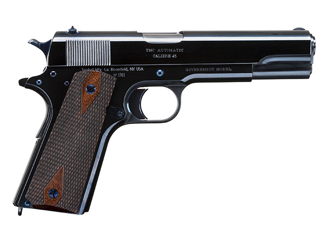 Turnbull Commercial 1911 pistol right profile