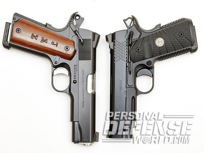 Wilson combat X-TAC Elite Compact comparisons