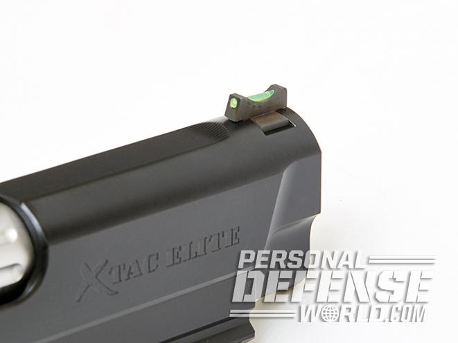 Wilson combat X-TAC Elite Compact front sight
