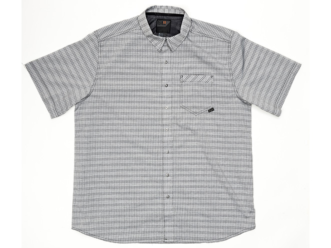 5.11 Tactical Intrepid Short Sleeve Shirt everyday carry