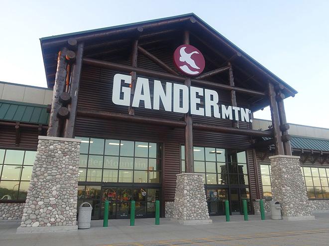 GANDER MOUNTAIN STORES