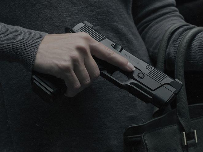 Hudson Manufacturing H9 pistol grip gun of the month