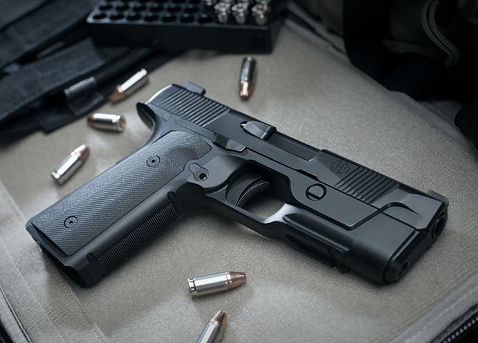 Hudson Manufacturing H9 pistol lead gun of the month