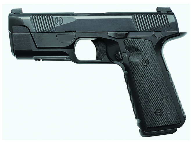 Hudson Manufacturing H9 pistol left gun of the month