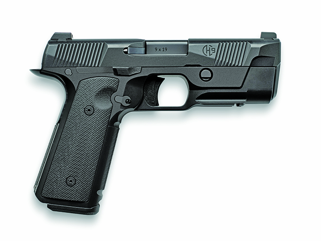 Hudson Manufacturing H9 pistol right gun of the month