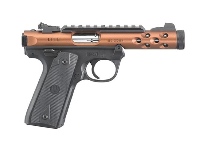 Ruger Mark IV 22/45 Lite pistol