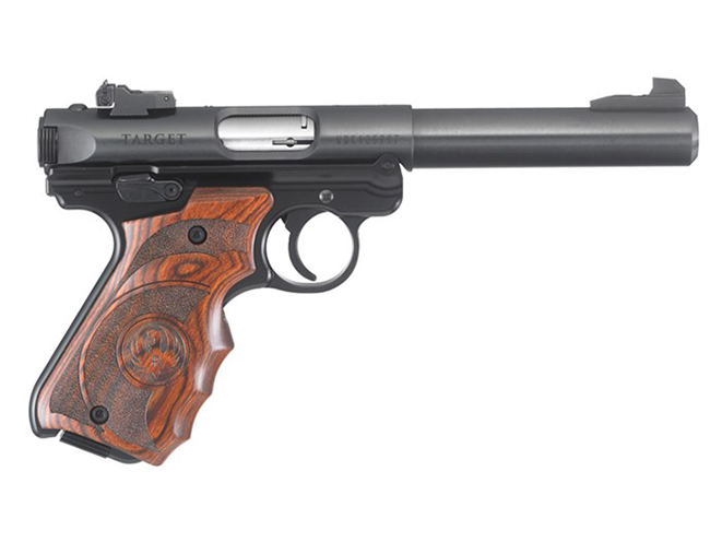 Ruger Mark IV Target firearm