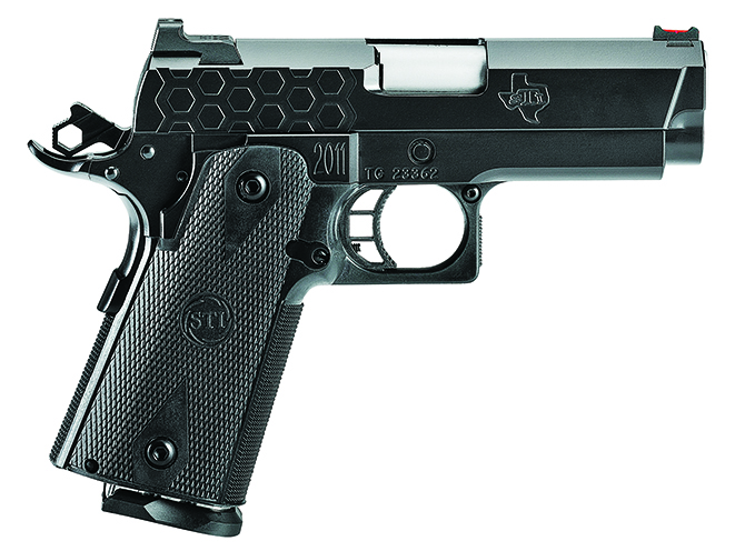 STI HEX Tactical 3.0 1911 pistols