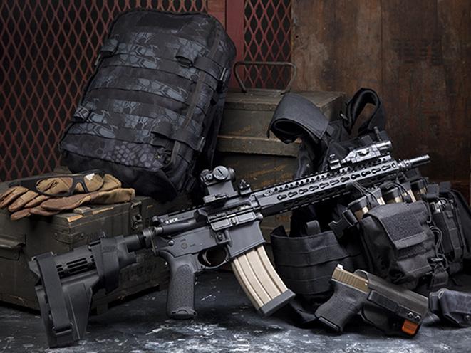 BCM RECCE-11 KMR-A pistol beauty