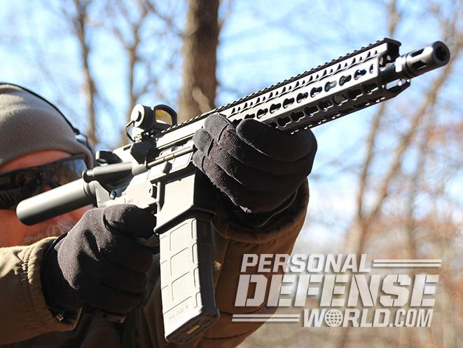 BCM RECCE-11 KMR-A pistol