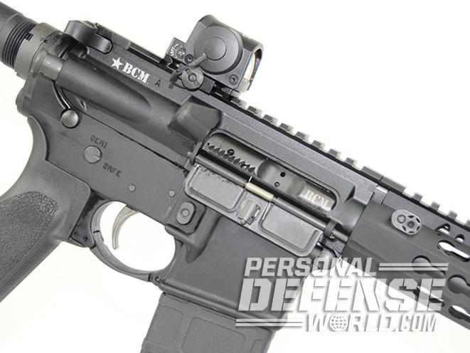 BCM RECCE-11 KMR-A pistol components
