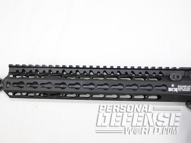 BCM RECCE-11 KMR-A pistol handguard
