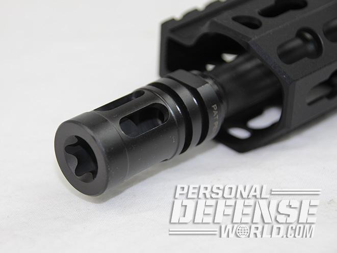 BCM RECCE-11 KMR-A pistol muzzle device