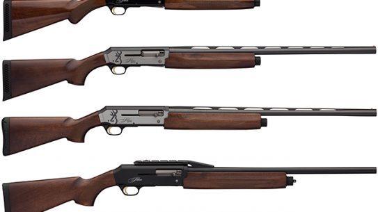 browning silver shotguns