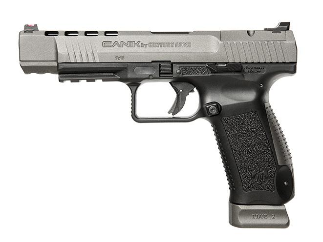 Canik TP9SFx pistol left profile