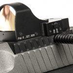 Canik TP9SFx pistol reflex sight