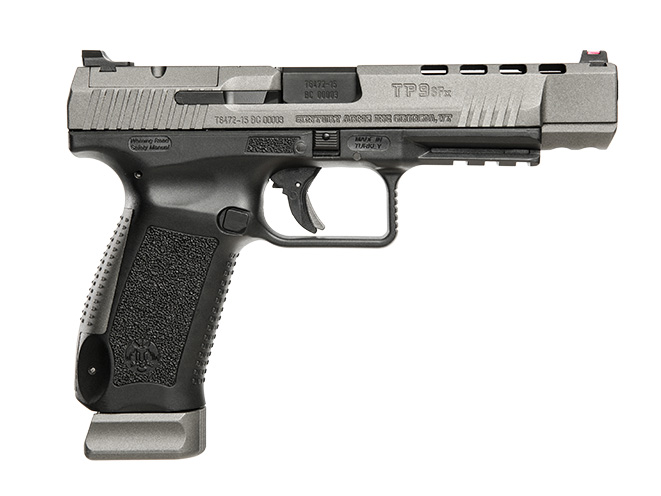 Canik TP9SFx pistol right profile