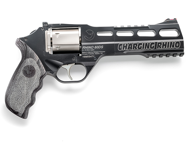Chiappa Charging Rhino new pistols
