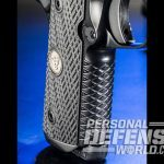 Wilson Combat X-TAC Elite Carry Comp pistol mainspring housing