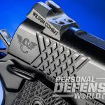 Wilson Combat X-TAC Elite Carry Comp pistol serrations
