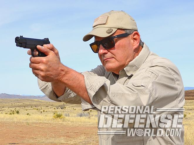 Wilson Combat X-TAC Elite Carry Comp pistol test