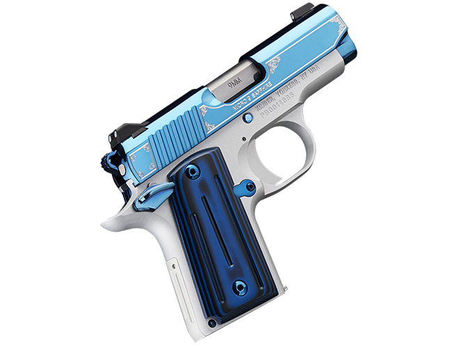 Micro 9 Sapphire kimber 1911 pistols