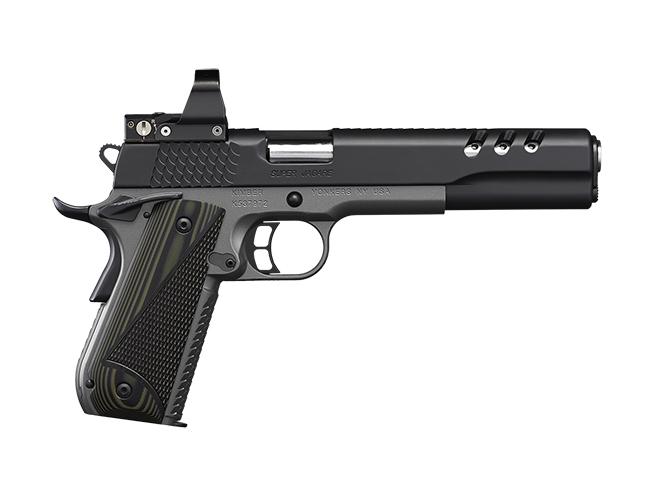 9 High-End Kimber 1911 Pistols You Need to Know About