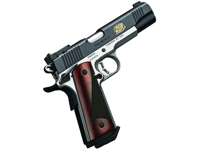 Team Match II kimber 1911 pistols