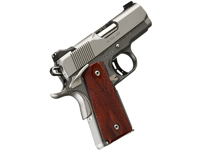 Ultra+ CDP kimber 1911 pistols