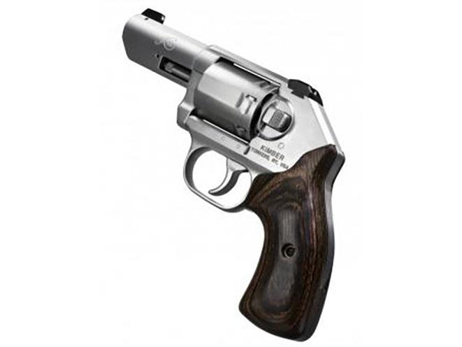 """Kimber K6s Stainless 3"""" revolver"""