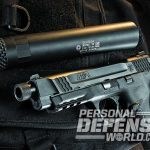 Smith & Wesson M&P45 Threaded Barrel Kit handgun
