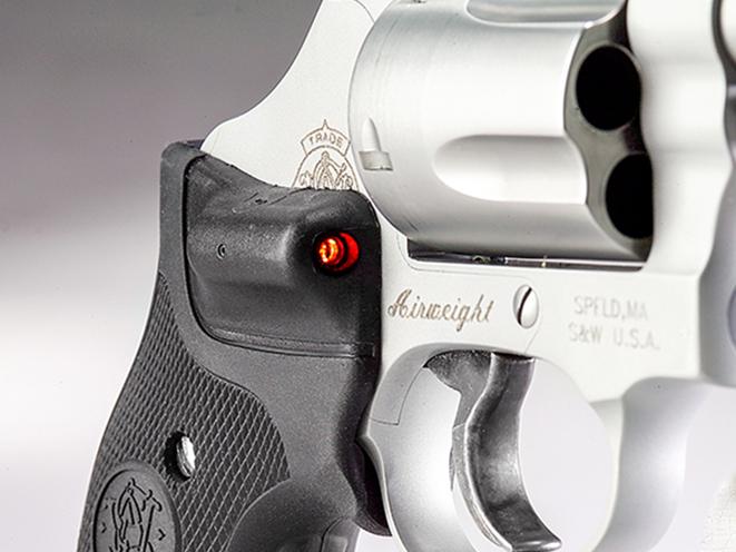 jerry miculek revolver laser