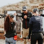 NRA Carry Guard Expo training