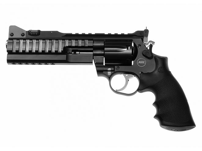 Nighthawk-Korth Super Sport new revolvers