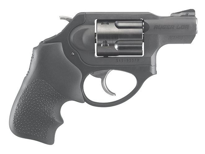 Ruger LCRx new revolvers