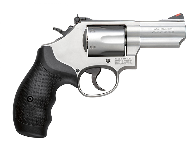 Smith & Wesson Model 66 Combat Magnum new revolvers