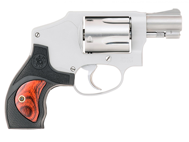 Smith & Wesson Model 642 new revolvers