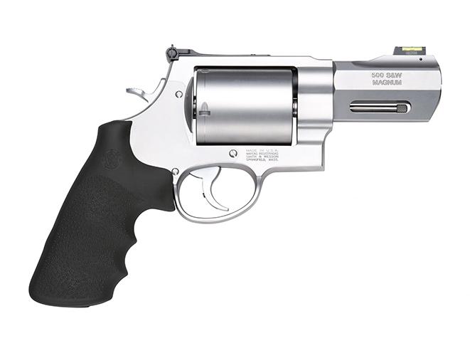 Smith & Wesson Model S&W500 HiViz new revolvers