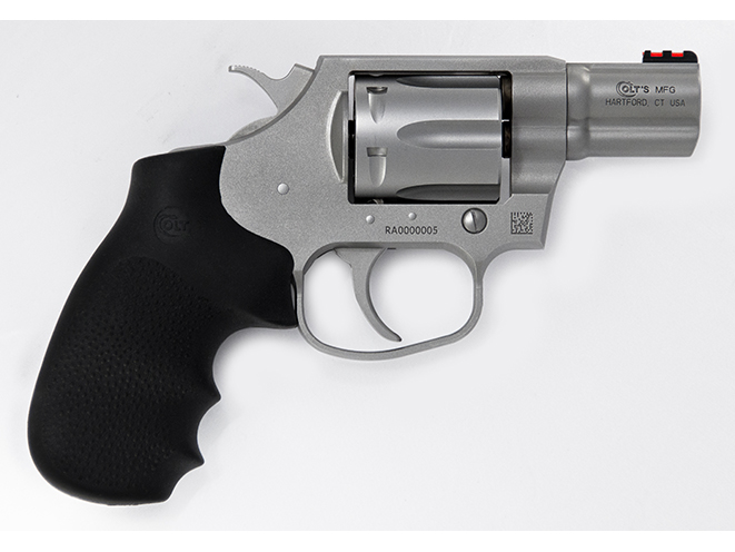 Colt Cobra new revolvers