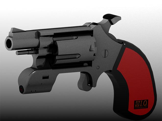 IO Inc. Valkyrie new revolvers