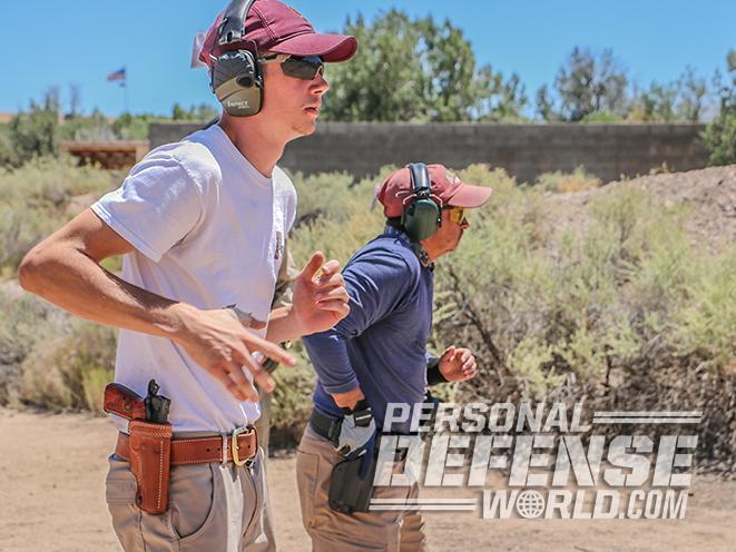 nighthawk browning hi-power gunsite 250 pistol draw
