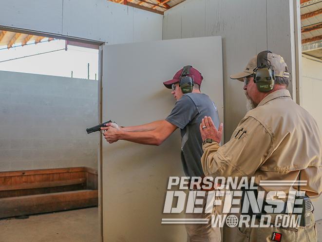 nighthawk browning hi-power gunsite 250 pistol movement