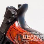nighthawk browning hi-power gunsite 250 pistol hammer