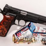 nighthawk browning hi-power gunsite 250 pistol ammo