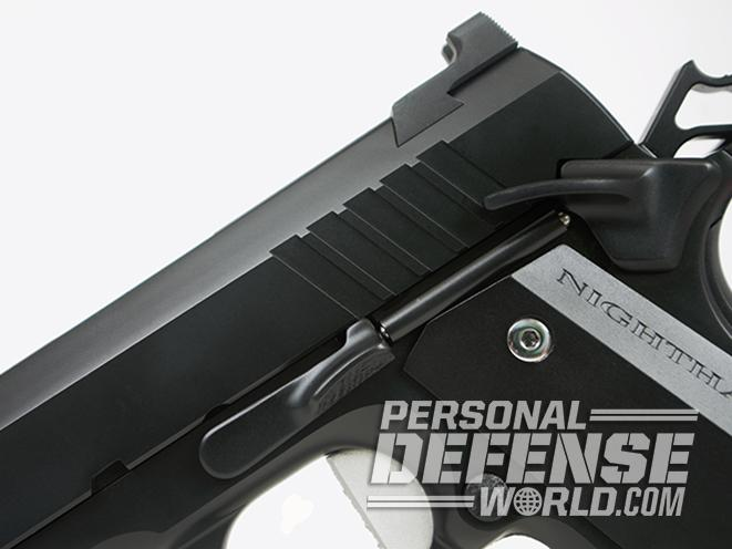 Nighthawk Tri Cut Carry rear sight
