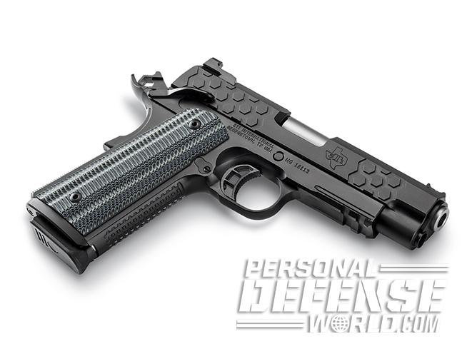 STI HEX Tactical SS 4.0 PISTOL left angle