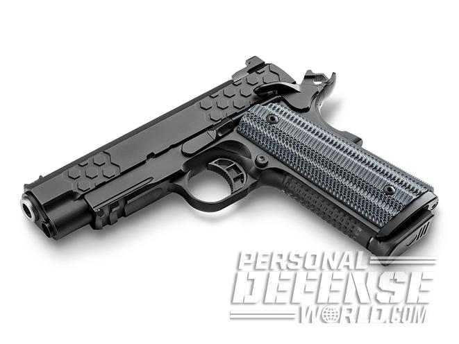 STI HEX Tactical SS 4.0 PISTOL right angle